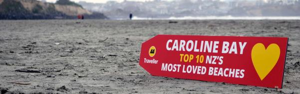 One of NZ's Most Loved Beaches