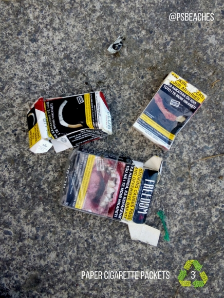 Paper Cigarette Packets